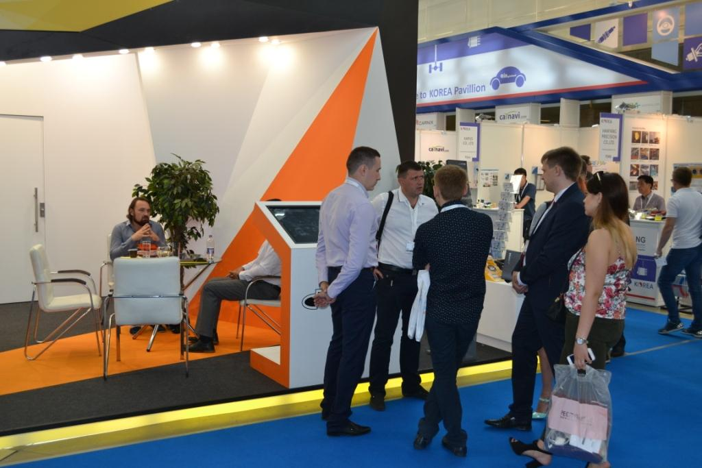 ROSTAR at the MIMS Automechanika Moscow-2017
